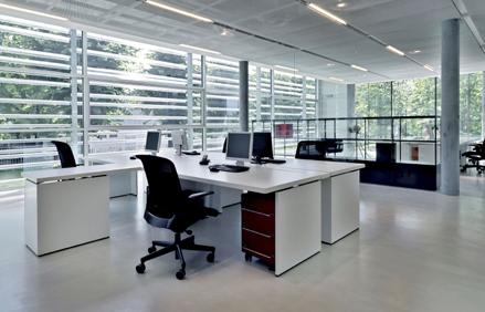 Vår kontorsstädning i Stockholm